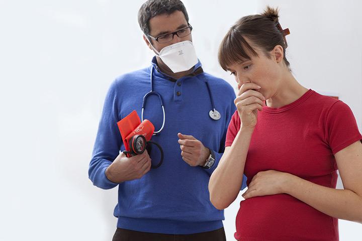 бронхит в о время беременности