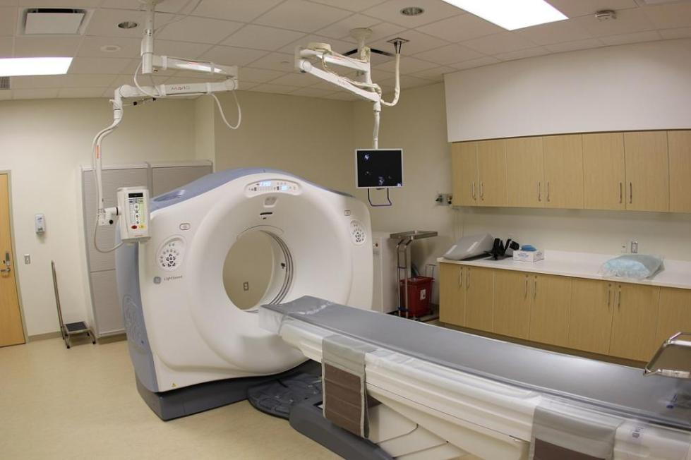 компьтерный томограф