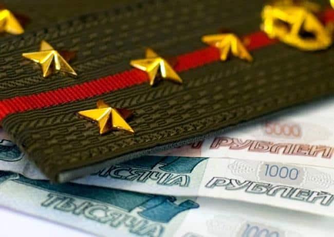 пенсия военнослужащих получивших инвалидность