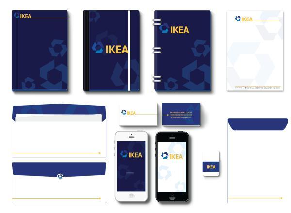 Разработка товарной марки и фирменного стиля компании