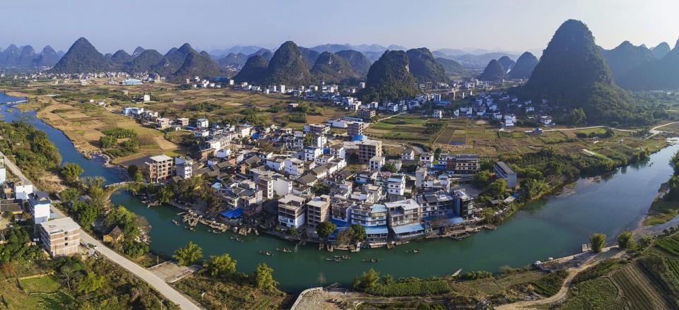 Яншо, Китай
