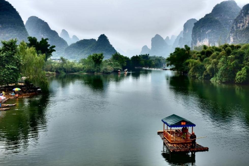 Река Юйлун