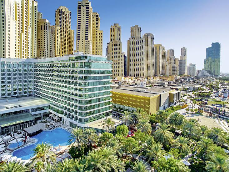 Отель Hilton Dubai Jumeirah Beach