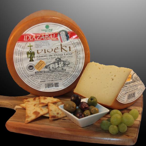 Испанский сыр Idiazábal