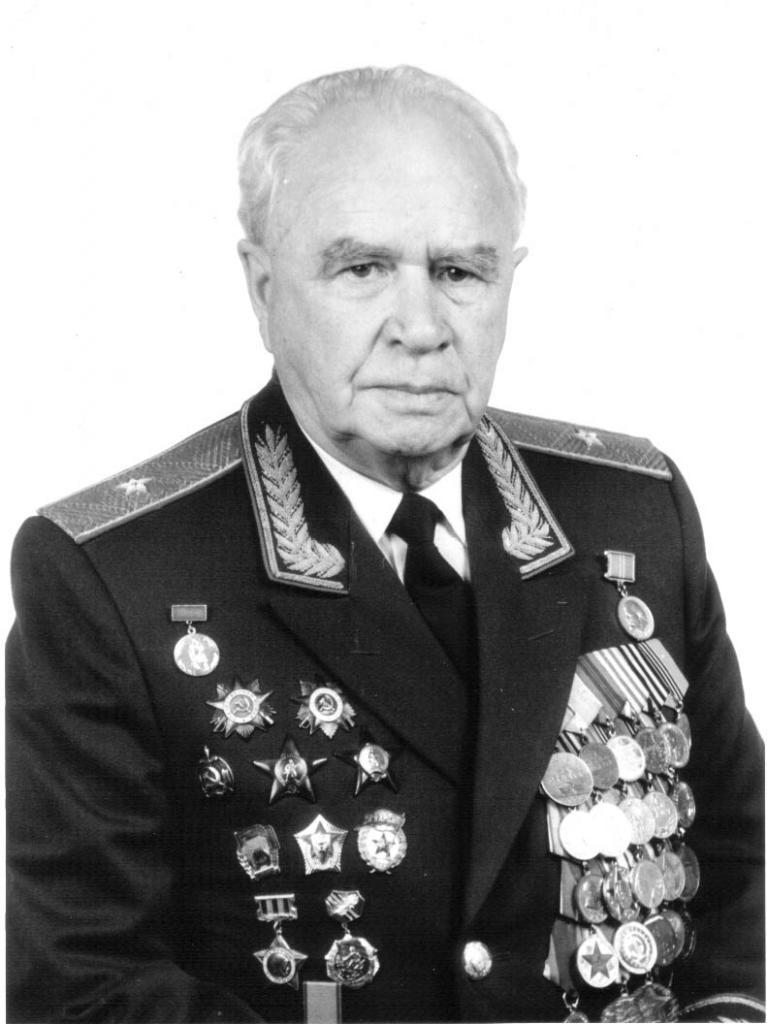 Рафаил Самуилович Белкин