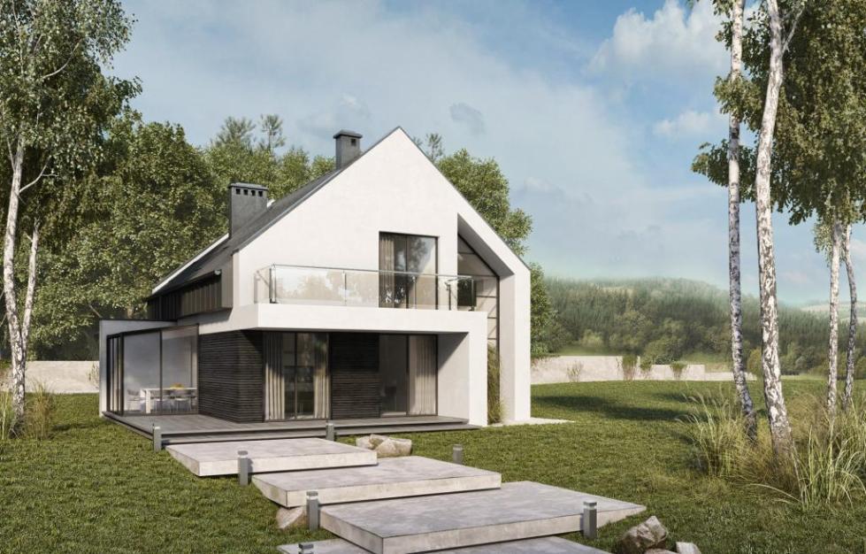 польский дом фото