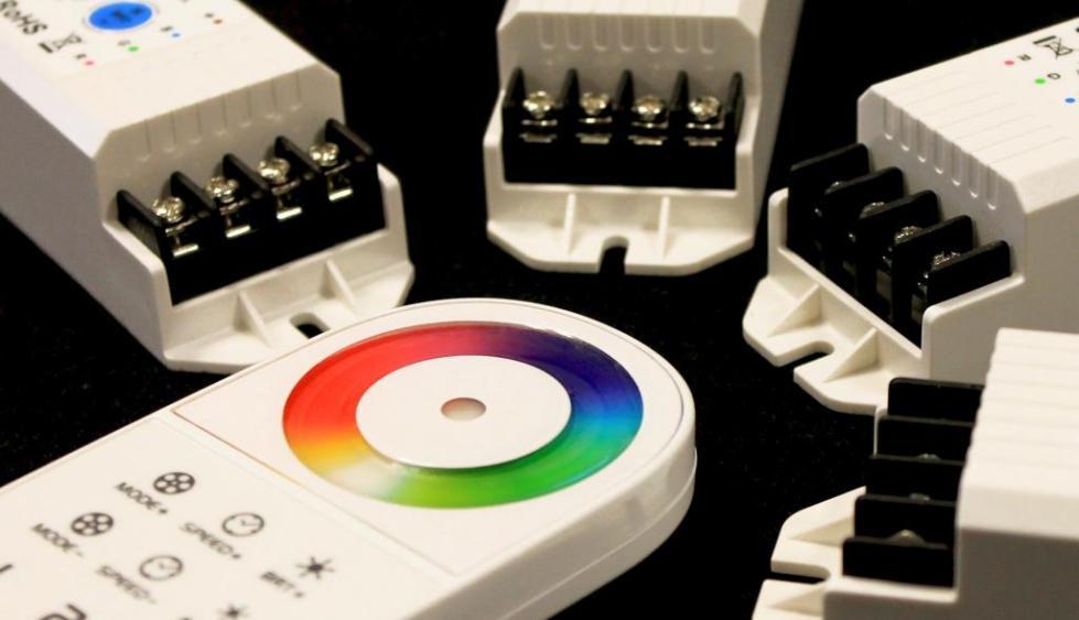 контроллер управления светодиодной лентой