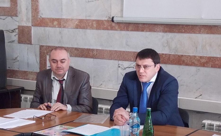 Будун Будунов заместитель главы Хасавюртовского районе Дагестана