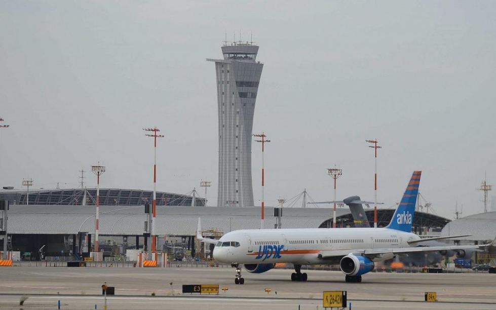 Ближайший к Иерусалиму аэропорт