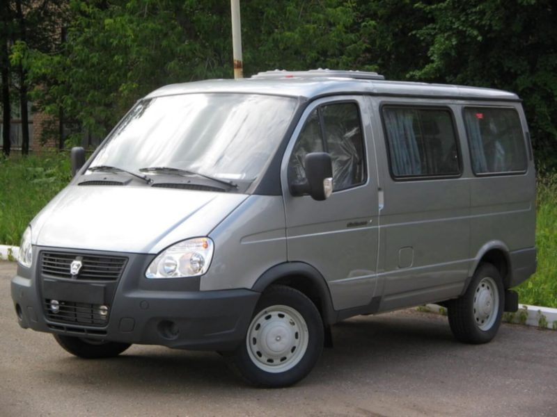 """Авто ГАЗ """"Соболь"""""""