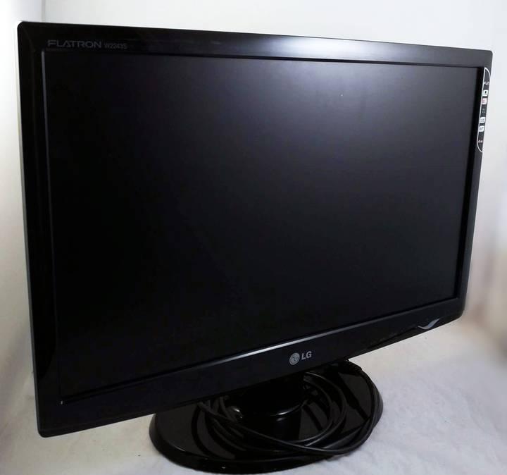 Характеристики монитора LG FLATRON W2243S.