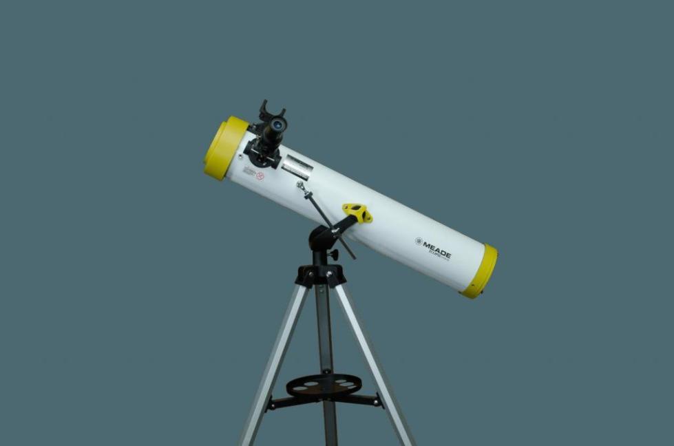 рефлекторные телескопы ход лучей