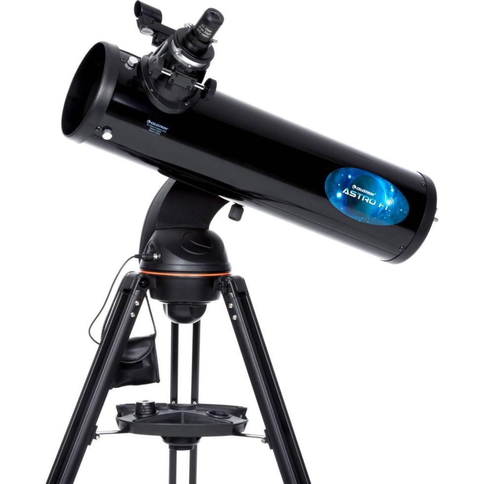 характеристика рефлекторных телескопов