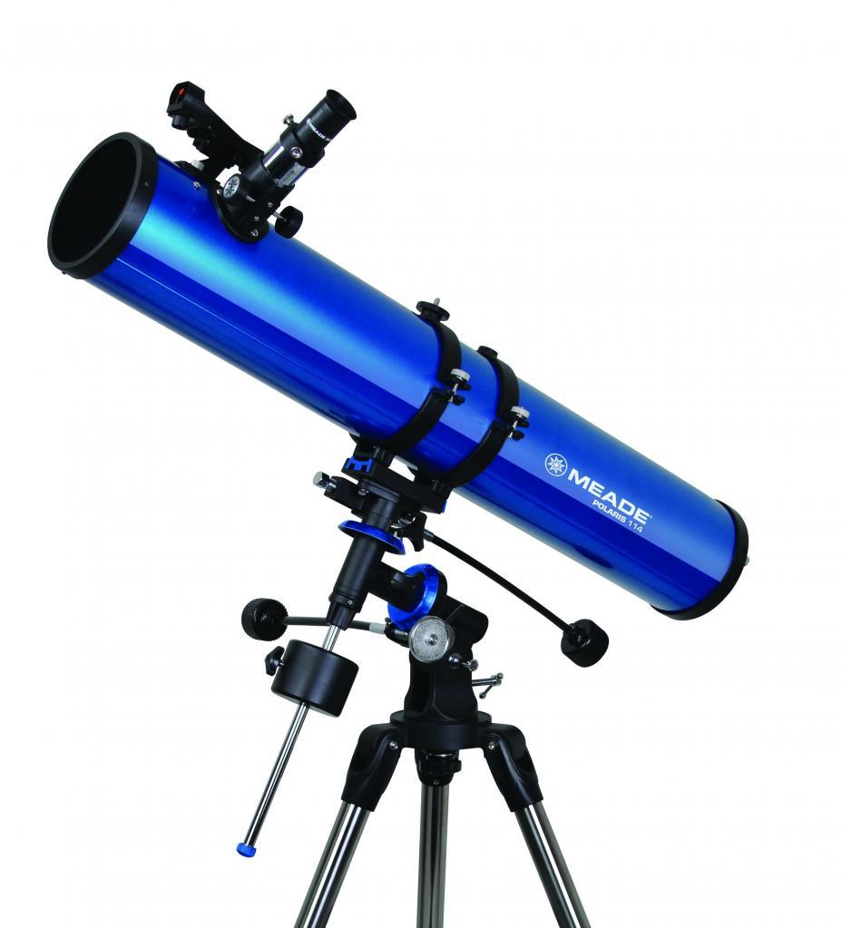 рефлекторный телескоп ньютона