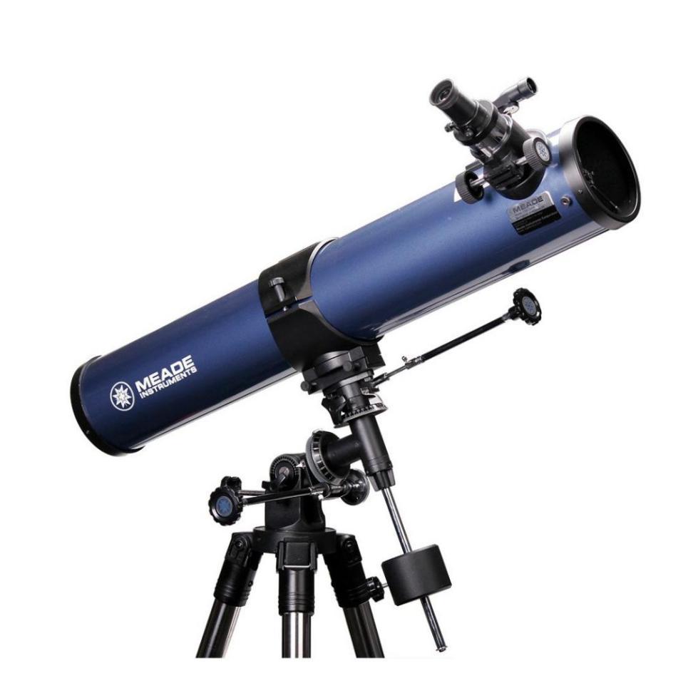 самый большой рефлекторный телескоп