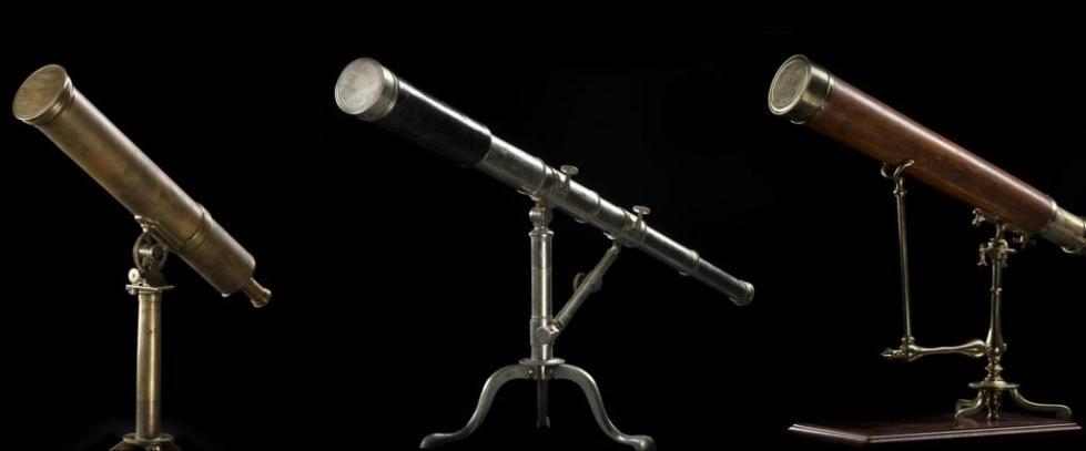 устройство рефлекторного телескопа