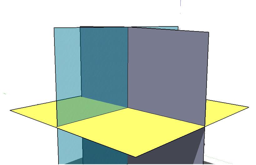 Координатные плоскости