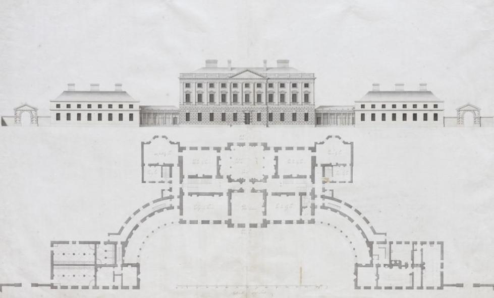 дом барокко проект