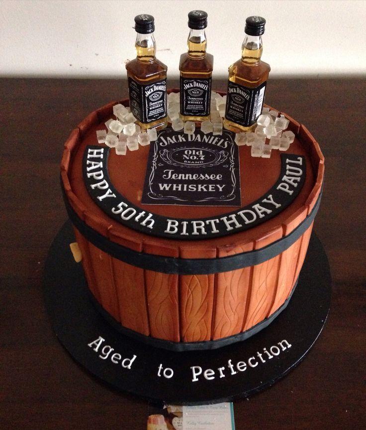 Торт с алкоголем