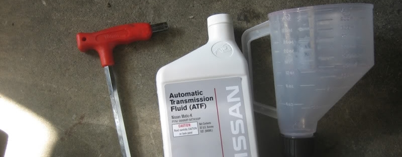 замена масла ниссан альмера классик 1 6