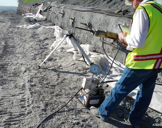 Инструментарий геотехнического мониторинга