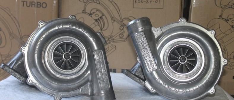 Турбинные компрессоры КамАЗ