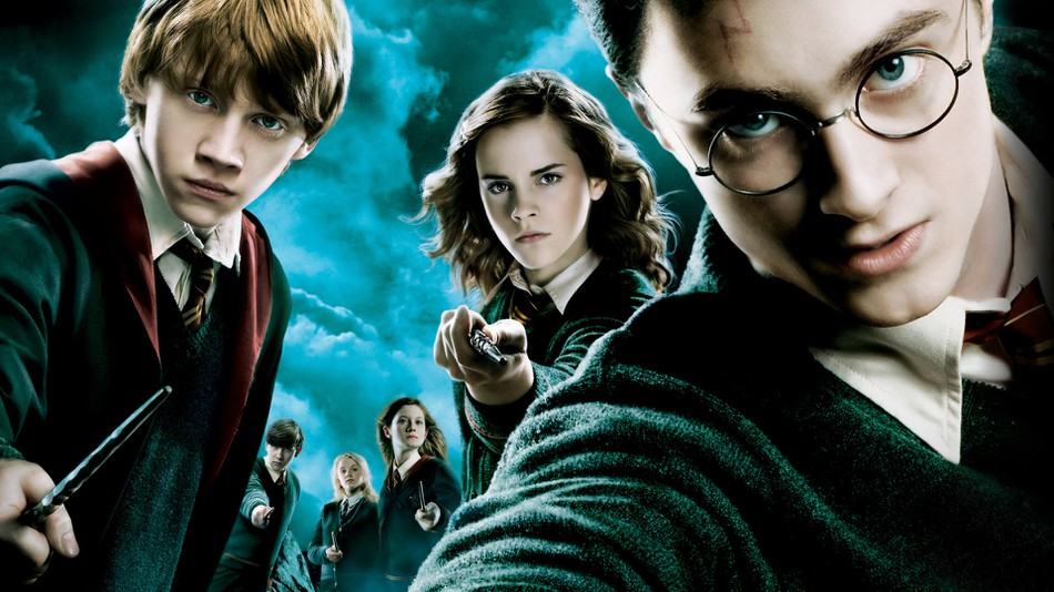 """Гарри Поттер"""