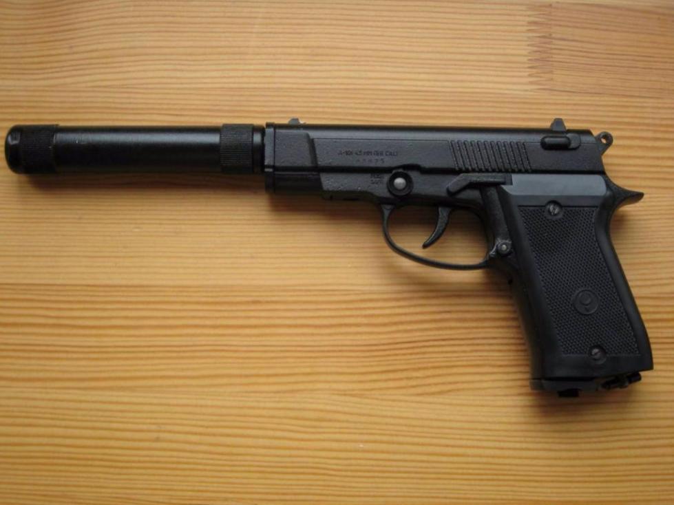 какой самый лучший пневматический пистолет