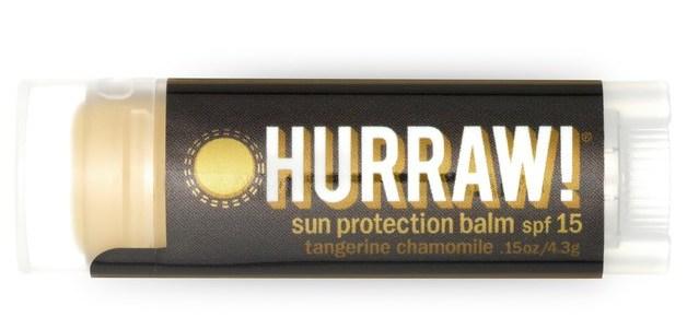 Солнцезащитный бальзам Hurraw