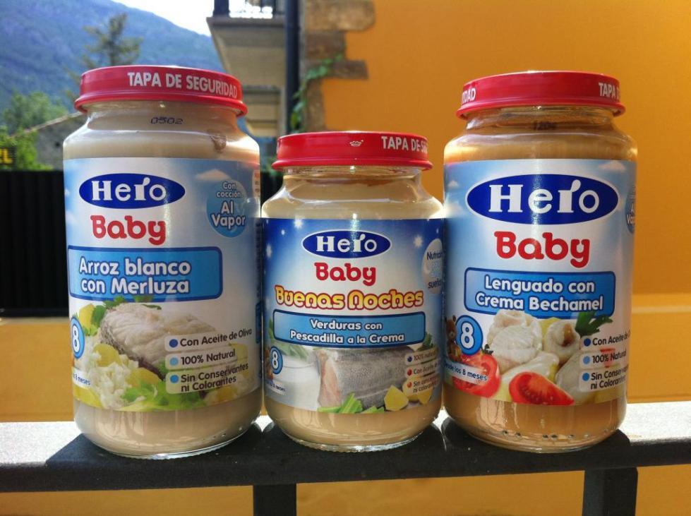 рыбные консервы для первого прикорма ребенка