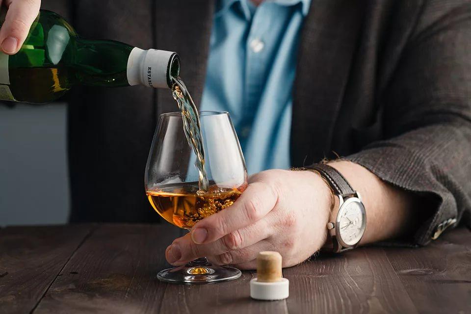 Регулярное употребление алкоголя