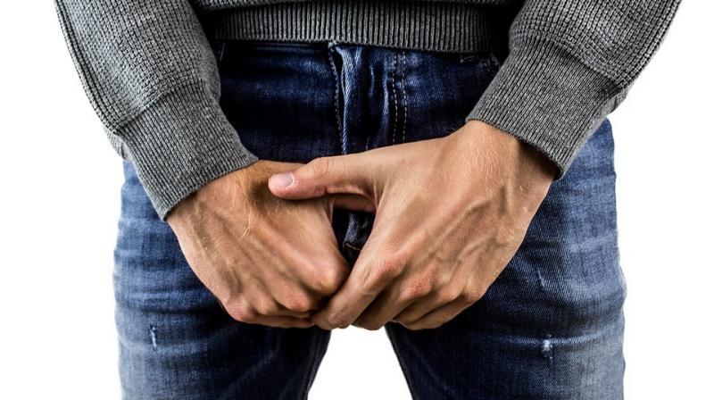 кровь из пениса у мужчин
