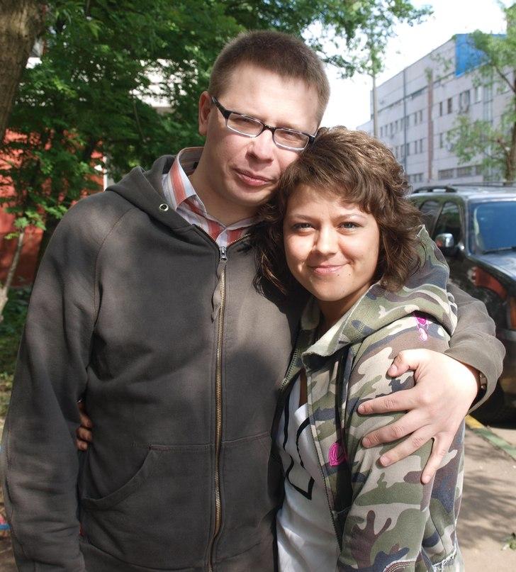 Зыгмантович с женой
