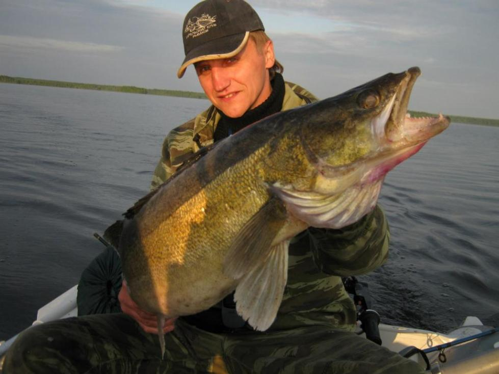 специфика карельской рыбалки