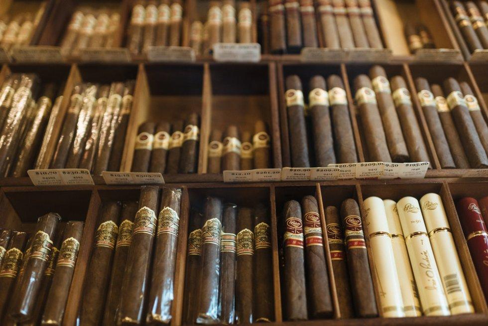 самые дорогие сигары в мире топ 10