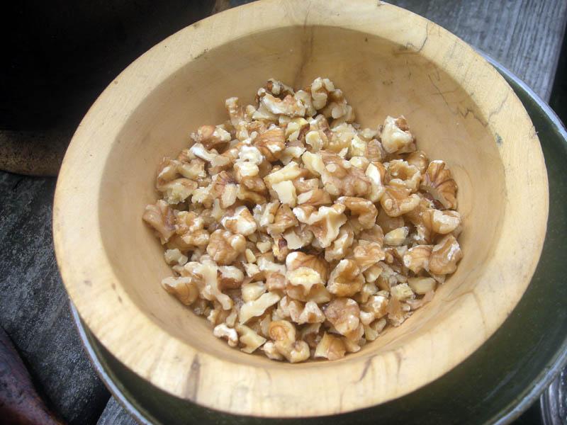 рецепт котлет из орехов грецких