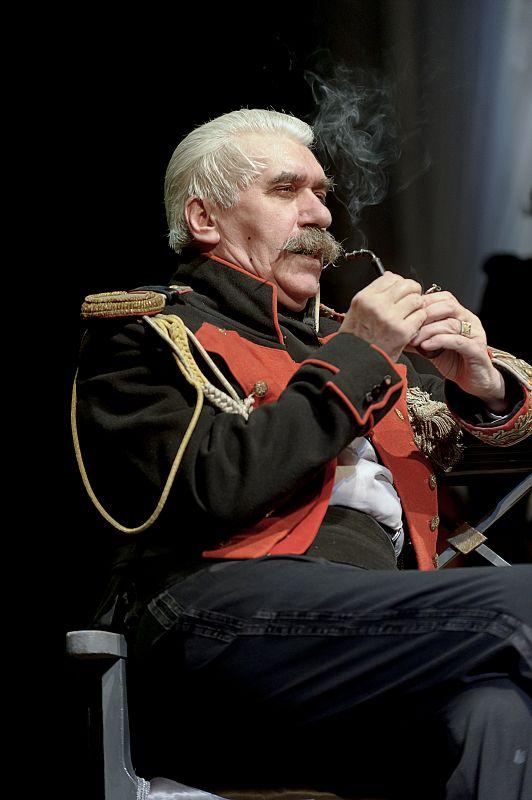 Виктор Зозулин в театре