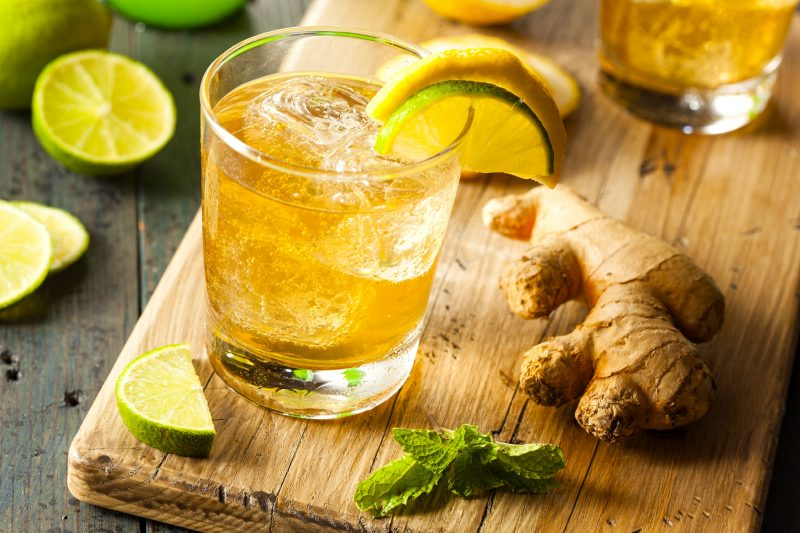 Как заварить имбирь с лимоном от простуды