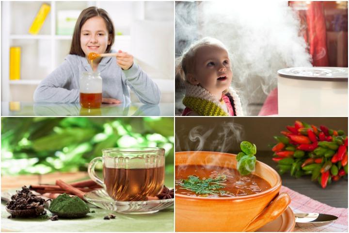 как облегчить сухой кашель ночью