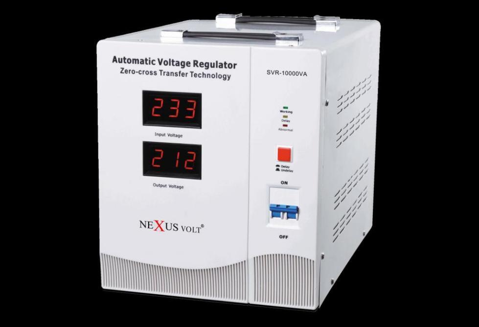 Компактный и мощный стабилизатор на 8кВт (10000 В*А)