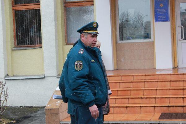Александр Мамонтов, бывший глава МЧС Кемеровской лбоасти