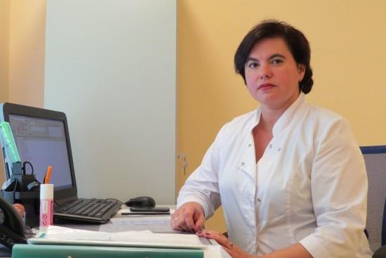 Светлана Александровна Сюмакова