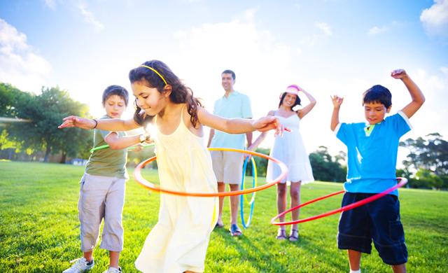 Активность детей