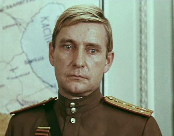 Актер Бакштаев