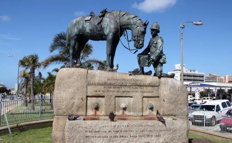Мемориал лошади