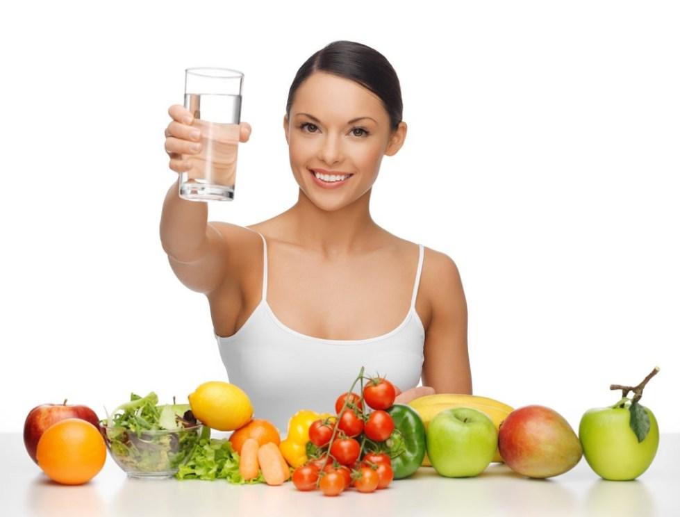 питьевой режим на диете