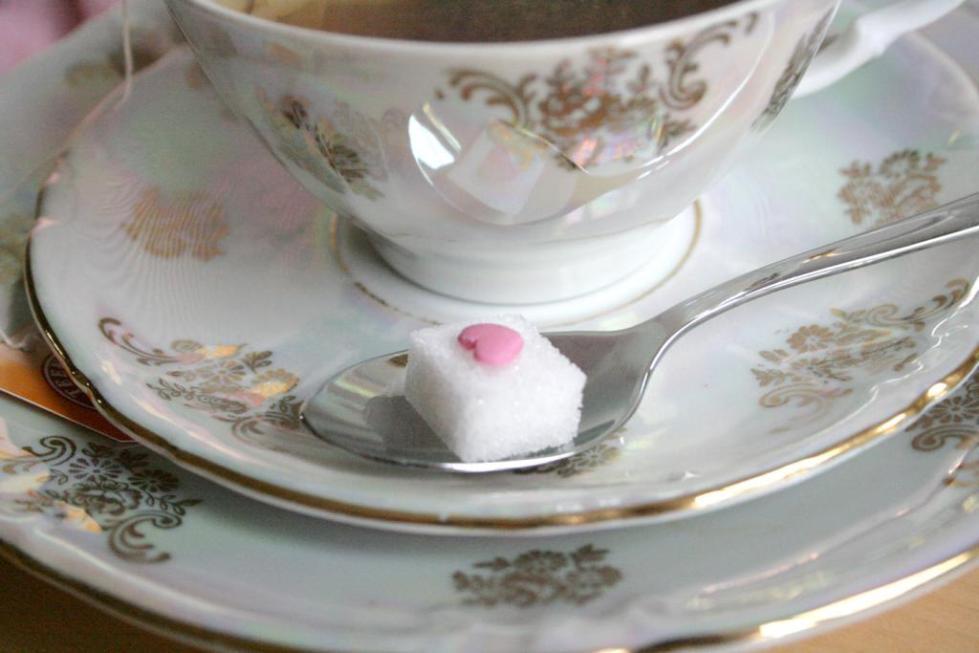 Декорированный сахар