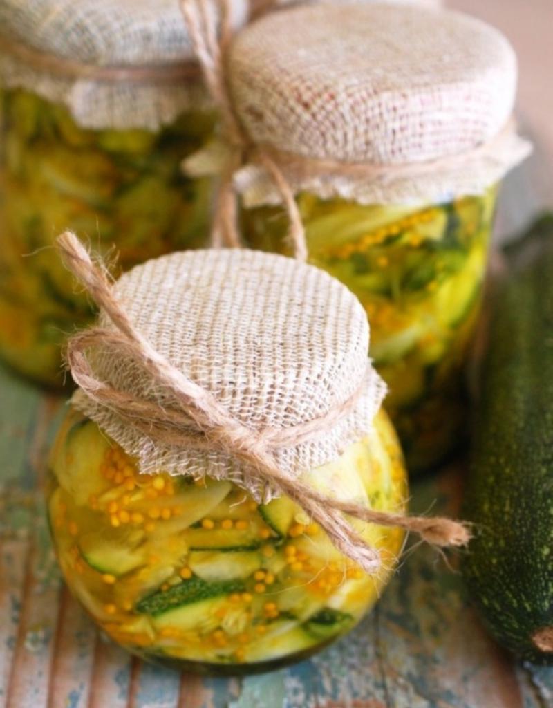 салат «Витаминка» из кабачков
