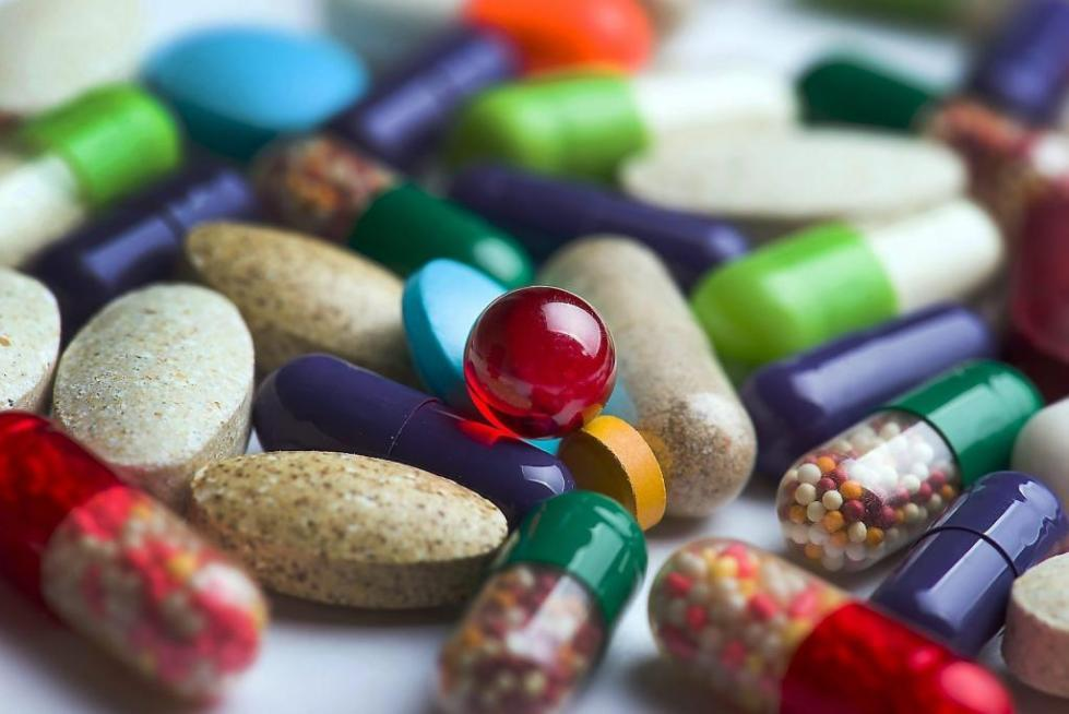 Красивые антибиотики.