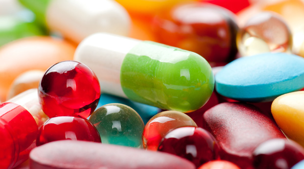 Антибиотики крупным планом.
